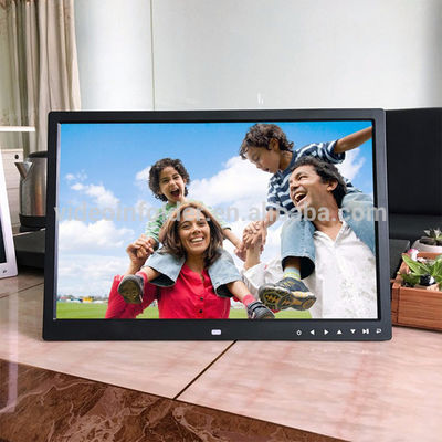 Bulk Wholesale 40inch Tft Screen Full HD Large Size Digital Photo Frame Support Pictures&Movie Play